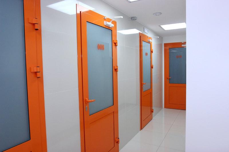 входные двери для офиса и магазина